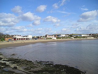 Barry Island Place in Vale of Glamorgan, Wales