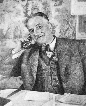 Joseph Barthélemy - Joseph Barthélemy in 1942