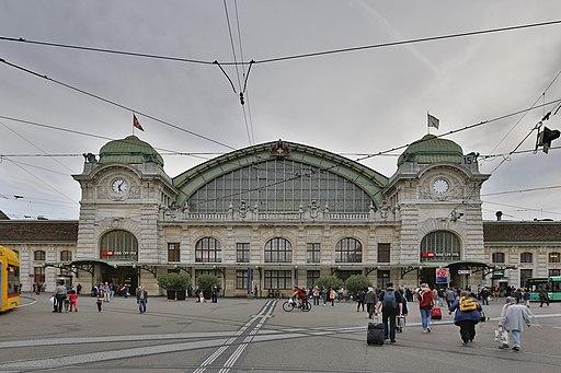 Estación de tren de Basilea-SBB