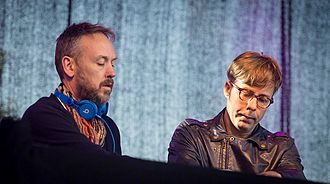 Basement Jaxx - Basement Jaxx in 2016