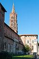 Basilique Saint-Sernin, extérieur septembre 2014.jpg
