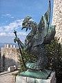 Basilisk, Trsat Castle, Rijeka056.jpg