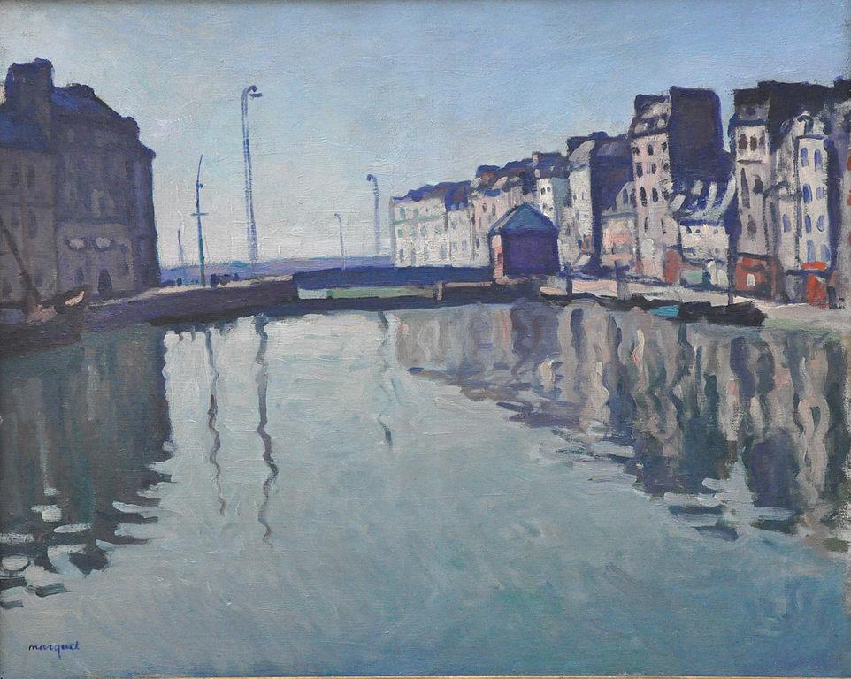 File bassin du roy le havre france by albert wikimedia commons - Bassin pour balcon le havre ...