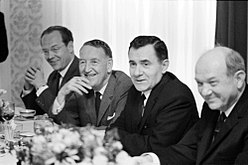 Batsanov, Thompson, Gromyko and Rusk