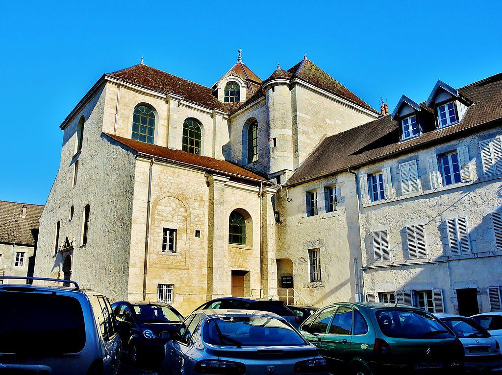 Abbaye de Baume-les-Dames