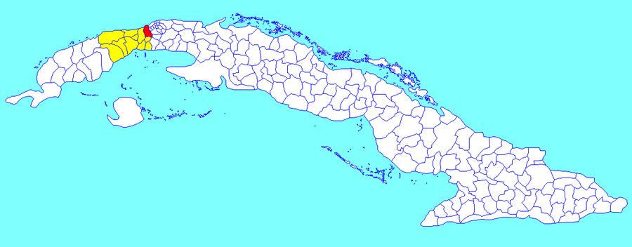 Bauta, Cuba