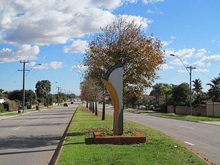 Benara Road road in Perth, Western Australia