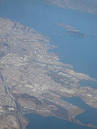 Bayview-Hunters Point, San Francisco - Image: Bayview San Francisco USA