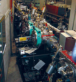Beamline at Brookhaven National Laboratory.jpg