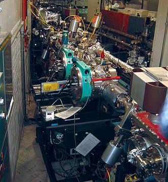 Beamline - Beamline at Brookhaven National Laboratory.