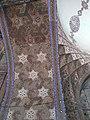 Beautiful patterns inside Wazir Khan Mosque.jpg