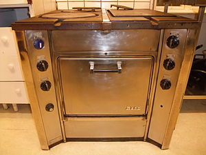 Beha-Hedo oven for industrial use.
