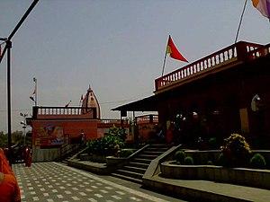 Pratapgarh, Uttar Pradesh - Belha Devi Temple in Pratapgarh City