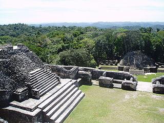 Arlen F. Chase Mesoamerican archaeologist