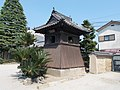Bell tower of Myoraku-ji.jpg