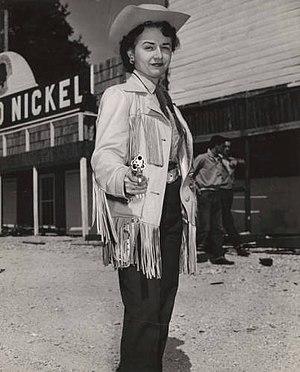 Western wear - Fringe jacket