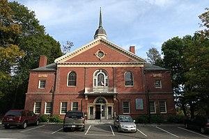 Bemis Hall (Lincoln, Massachusetts) - Bemis Hall