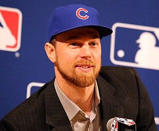 Ben Zobrist American baseball player