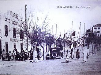 Ben Ahmed - Image: Ben ahmed 1900
