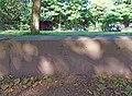 Benchmark, Sefton Park perimeter wall 07.jpg