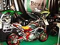 Benelli motorcycles NEC 2007.jpg