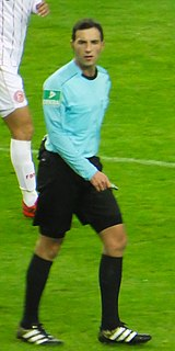 Benjamin Brand German football referee