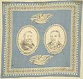 "Benjamin Harrison-Reid ""The Union And The Constitution Forever"" Portrait Handkerchief, 1892 (4359530513).jpg"