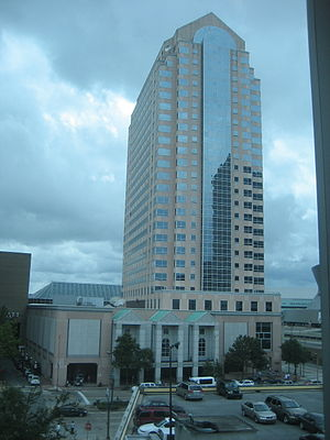 Benson Tower (New Orleans)