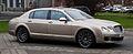 Bentley Continental Flying Spur Speed – Frontansicht (5), 5. April 2012, Düsseldorf.jpg