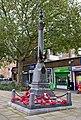 Bermondsey and Rotherhithe War Memorial - geograph.org.uk - 2128828.jpg