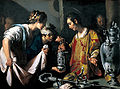 Bernardo Strozzi - St. Lawrence Distributing the Riches of the Church.jpg