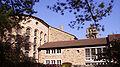 Bernhardskirche Speyer Westen.jpg