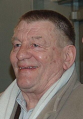 J. Bernlef - Bernlef in 2008