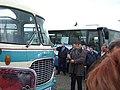 Beroun, DOD Probotrans 2007, křest historického autobusu Škoda RTO LUX II.JPG