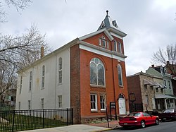 Bethel A M E Church Reading Pennsylvania Wikipedia