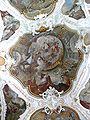 Beuron Abteikirche Deckengemälde Verklärung des hl Augustinus.jpg