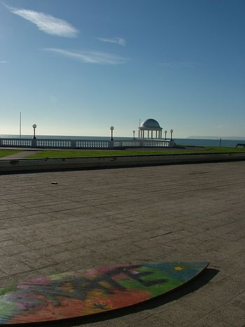 English: Bexhill-on-Sea