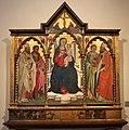 Bicci di lorenzo, madonna col bambino e santi, da s. martino a uzzano, 01.JPG