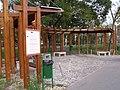 Biciklis pihenőhely - Resting-place of cyclists - panoramio.jpg
