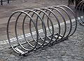 Bicycle rack in Hartberg.jpg
