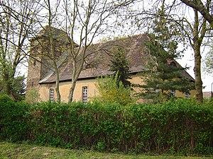 Biederitz - Protestant church