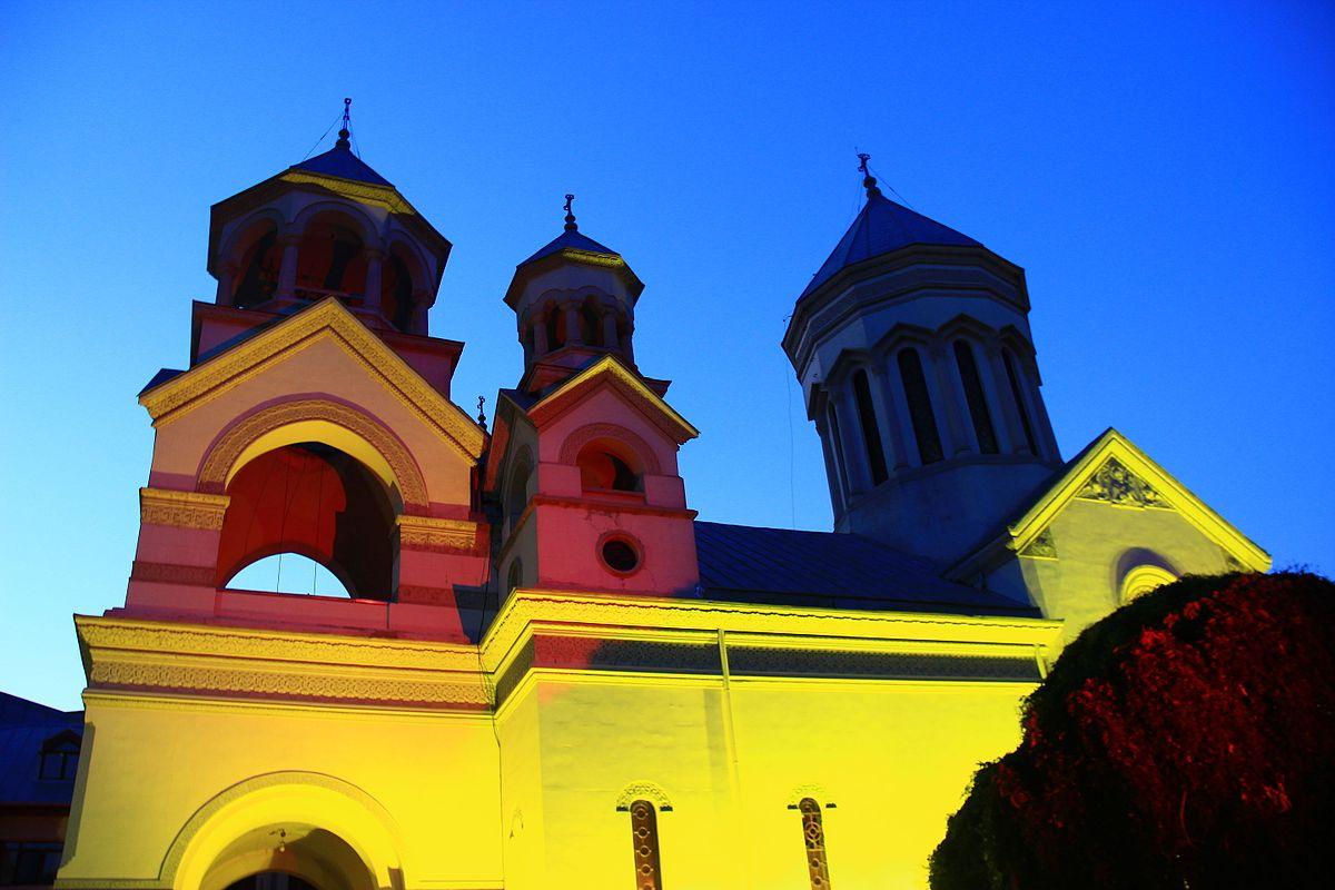 11 Martie Wikipedia: Biserica Armenească Din București