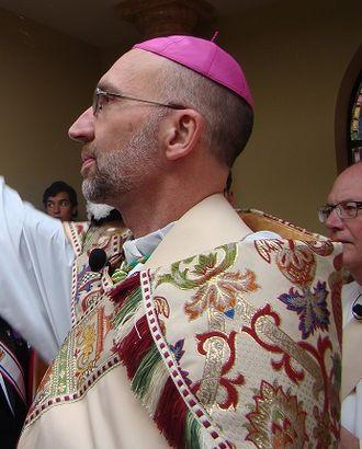 John Francis Doerfler - Image: Bishop Doerfler