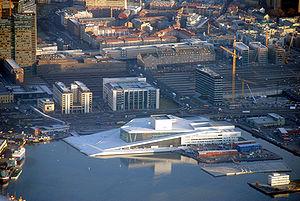 Fjord City - Bjørvika