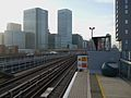 Blackwall DLR stn look west2.JPG