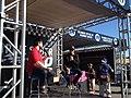 Blake Koch at Dover International Speedway September 2014.jpg