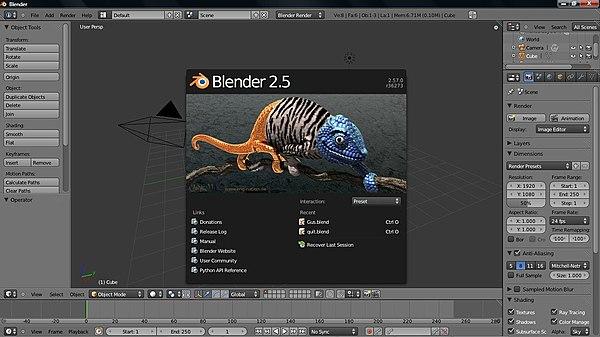 Blender (software) - Wikiwand