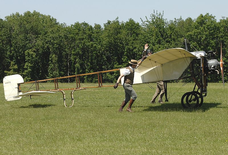 File:Bleriot XI, Private JP6585968.jpg