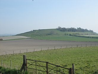 Blewbury - Blewburton Fort
