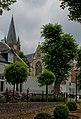 Blick vom Stadtgraben zur Abteikirche in Thorn.jpg